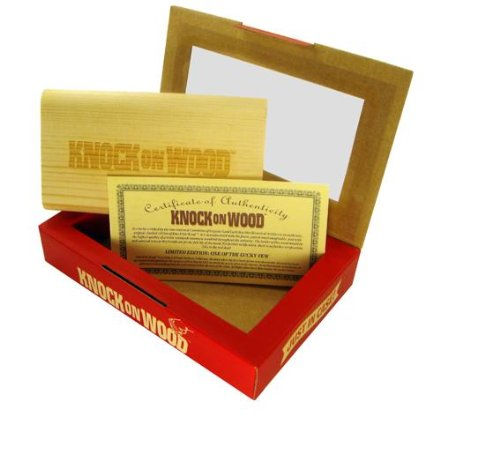 Price comparison product image Knock On Wood