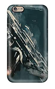 Fashionable Style Case Cover Skin For Iphone 6- Star Trek Into Darkness
