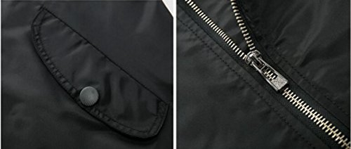 Chaqueta noir DHYZZ 835 Hombre para HxdnzCq