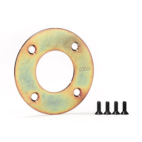 Hinson Clutch Components BP016 Backing Plate Kit with Screws