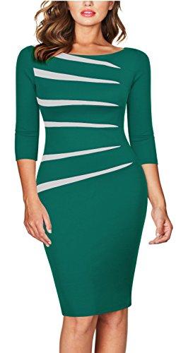 bodycon dress to church - 2