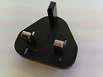 UK Slide Attachment Plug Piece for Asian Power Devices