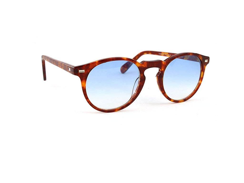 SUN LOVERS Gafas de sol redondas unisex para gafas de sol acetato gafas de hombre polarizadas para hombres y mujeres