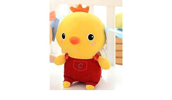 Weekendy Muñeca de Juguete cómoda y Suave Durable Pato Felpa Peluches Pato Peluche Animal Pato Juguetes muñeca Regalo para niños (Amarillo): Amazon.es: ...