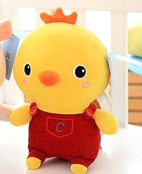 Weekendy Muñeca de Juguete cómoda y Suave Durable Pato Felpa Peluches Pato Peluche Animal Pato Juguetes