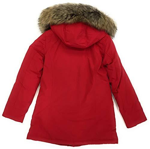 Arctic Giubbotto Red Wkcps1973 Woolrich Inverno Bambina dgqvgBH