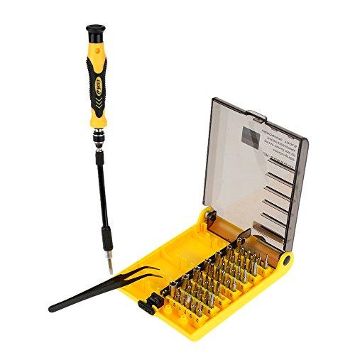 45pcs mini Hardware Screwdriver bits set Tool kit chave de fenda ...