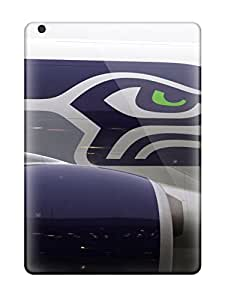 Anti-scratch And Shatterproof Seattleeahawks Phone Case For Ipad Air/ High Quality Tpu Case