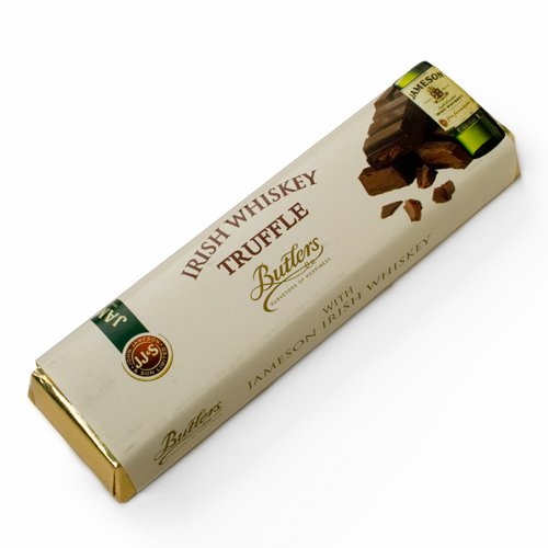 Butlers Chocolate Ireland (Butler's Chocolate Bar with Irish Whiskey (2.64)