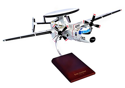 Mastercraft Collection Grumman E-2C Hawkeye Model Scale:1/48 (Scale Collection Marine)