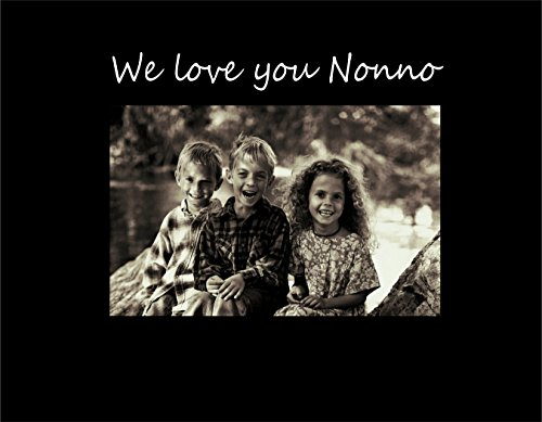 Havoc Gifts 9021-SB We Love You Nonno Photo (Havoc Gifts)