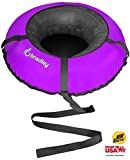 Bradley Commercial Snow Tube Sled with 48' Cover (Violet)