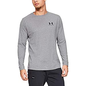 Best Epic Trends 41UA8aNmj2L._SS300_ Under Armour Men's Sportstyle Left Chest Long Sleeve T-Shirt