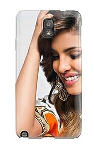 Cassandra Craine's Shop Hot Flexible Tpu Back Case Cover For Galaxy Note 3 - Priyanka Chopra Bollywood Actress