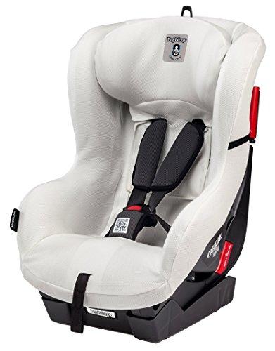 Peg-Pérego Clima Cover - Funda de verano para silla de coche, grupo 0, color blanco: Amazon.es: Bebé