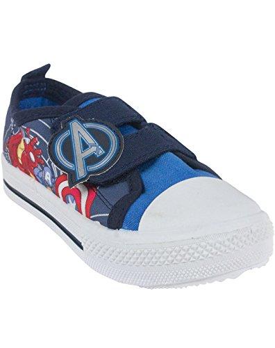 Marvel - Zapatillas para niño multicolor multicolor
