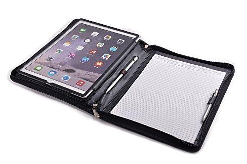 Portfolio iPad Pro Case, Organizer Folio with Pocket and ...