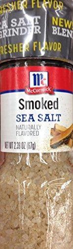 McCormick SMOKED Salt Grinder 2 39oz