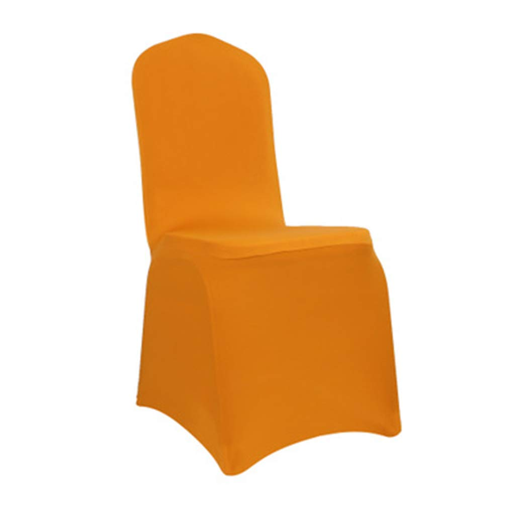 Amazon Com Ombreprom Set Of 50 Pcs Gold Spandex Chair Covers