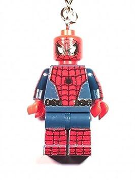 Spiderman Mini Figura Llavero: Amazon.es: Juguetes y juegos