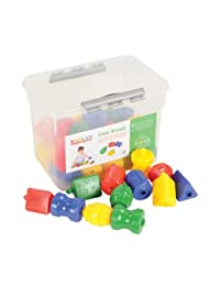 Edushape Click N Link, 24 Piece set BOBEBE Online Baby Store From New York to Miami and Los Angeles