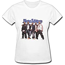 Hot Urban Soul New Edition Tour 2016 T Shirt For Women