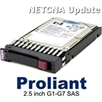 512743-001 HP 72-GB 6G 15K 2.5 DP SAS HDD Compatible Product by NETCNA