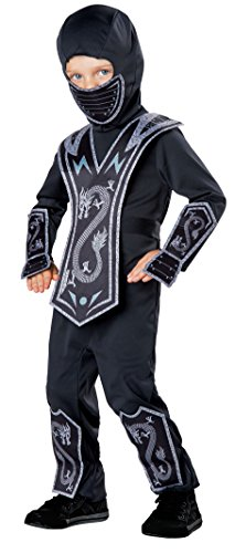 Seasons Dragon Master Ninja Role Play Costume -