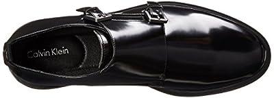 Calvin Klein Men's Damire Monk Strap Shoe