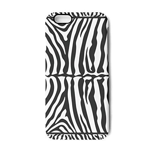 iPhone 6 Plus Case iPhone 6S Plus Case White Tiger Stripe Shock Absorption Technology Bumper Soft TPU Cover Case for iPhone 6 Plus/iPhone 6s Plus