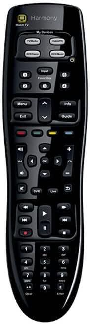Logitech 915-000244 Harmony Universal Remote 350