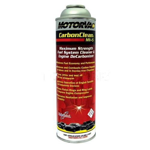 Carbon Clean MV-5 Fuel System Cleaner-2pack by MotorVac Technologies, Inc.