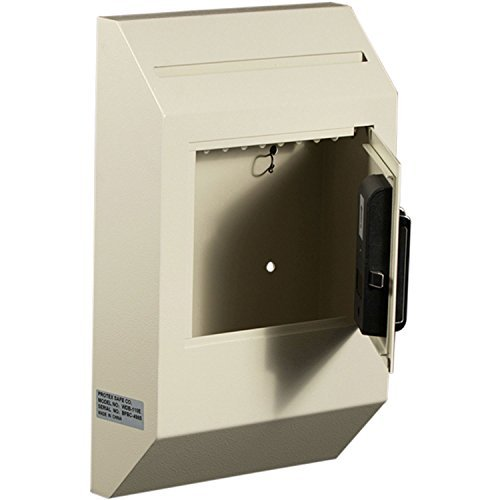 Drop Box with Electronic Lock by Protex Safe Co.
