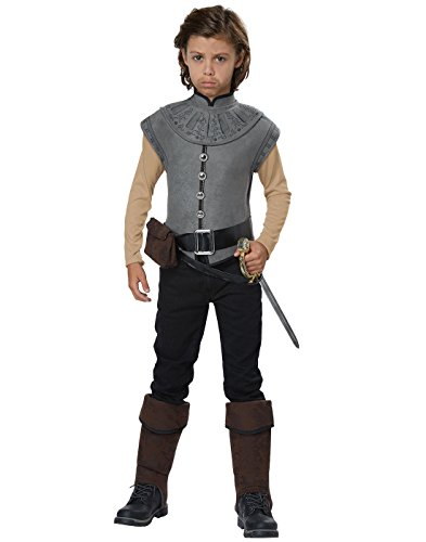 Boys John Smith Explorer Costume Medium (John Smith Costumes)