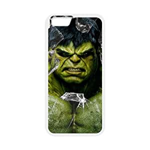 iPhone 6 Plus 5.5 Inch Cell Phone Case White Hulk LQE Phone Cases For Sale