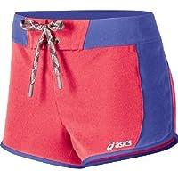 ASICS Women's Nalani Board Shorts, Icelolly/Barcelona, Size 11