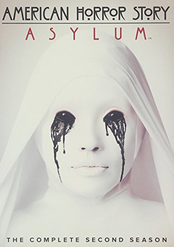 DVD : American Horror Story: Asylum: The Complete Second Season (Boxed Set, Widescreen, , Dolby, AC-3)