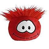 Disney's Club Penguin Plush Puffle - RED (4 inch) [Toy]