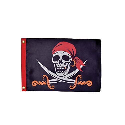 Nylon Pirate Flag - 4