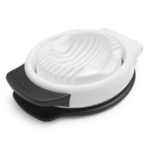 Plastic Egg Slicer - OXO Good Grips Egg Slicer, White/Black