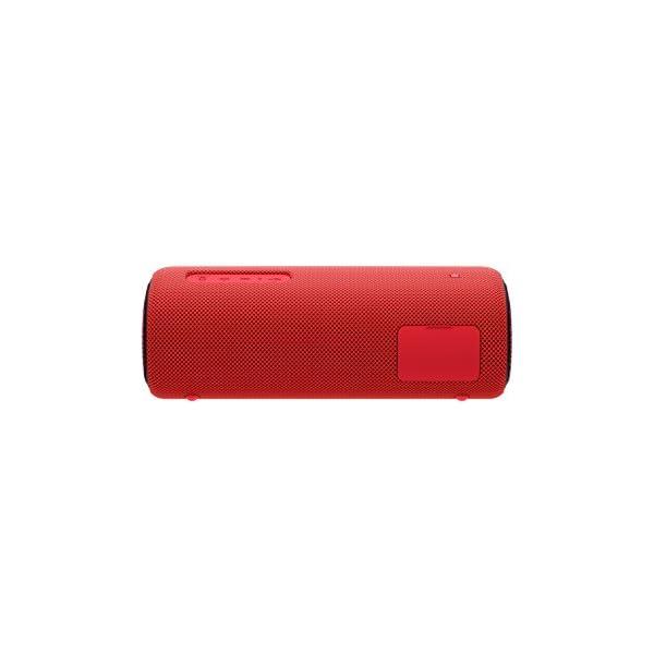 Sony SRS-XB31 Enceinte portable sans fil Bluetooth Waterproof avec effets lumière - Rouge 3