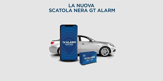 GT Alarm caja negra Plus Color Antirrobo satélite y control ...