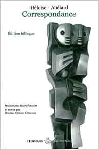 Correspondance. Lettres I-VI, édition bilingue français-latin - Abélard, Héloïse