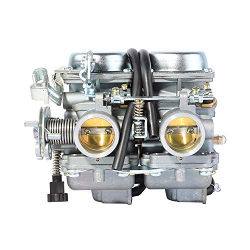 ZXTDR PD26JS 26mm 250cc Carburetor Carb for Chinese Regal Raptor Motorcycle Twin Cylinder -