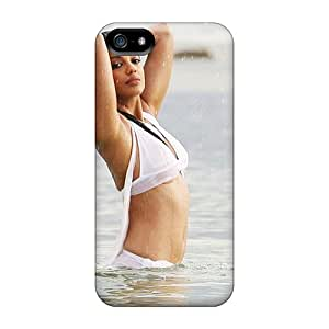 For Iphone 5/5s Fashion Design Mugdha Godse In Help Case-LWNpOJq6327PoJRL