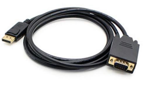 Addon-Networking DISPORT2VGAMM3B 3' DisplayPort to VGA Ad...