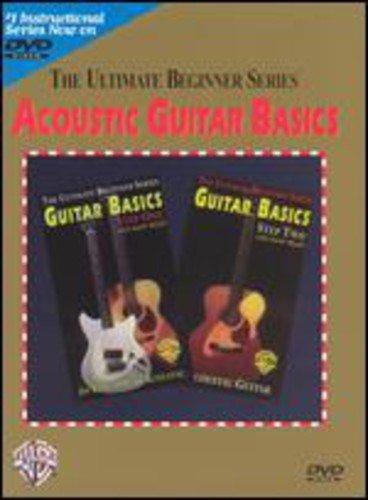 Ultimate Beginner Acoustic Guitar - Ultimate Beginner Series - Acoustic Guitar Basics