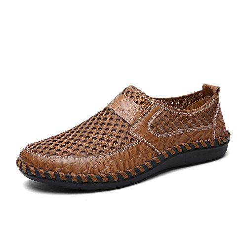 Zapatos casuales transpirables verano/zapatos de meter/Hombres zapatos de moda C