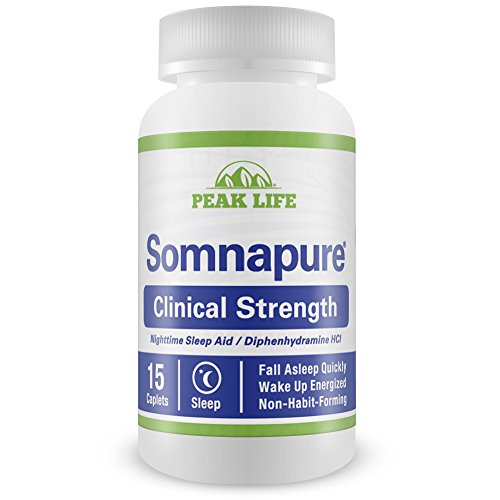 Peak Life Somnapure Clinical Strength