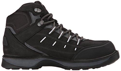 Wolverine Men's Edge LX Nano Toe Work Boot, Black/Grey, 11.5 M US by Wolverine (Image #7)